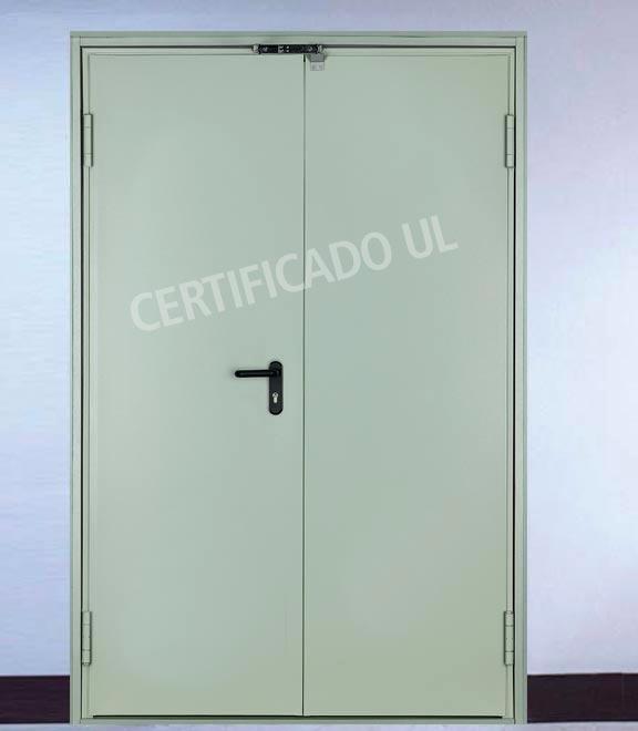 Firestop UL door