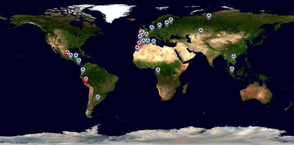 Asturmadi fire-rated doors distribution map