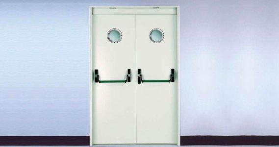 Firestop Antibacterial doors