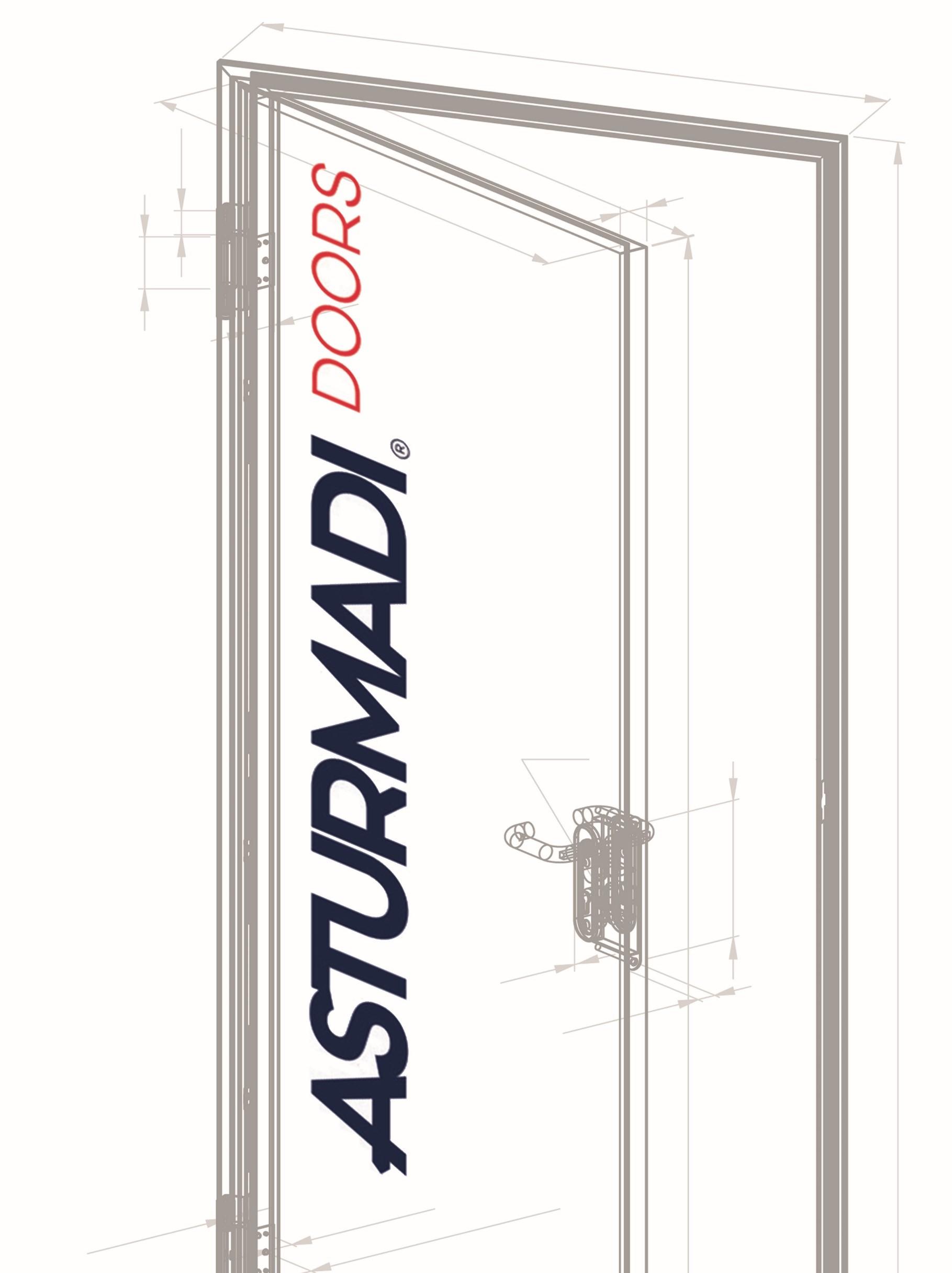 Types Of Fire Rated Doors Puertas Cortafuegos Asturmadi Doors
