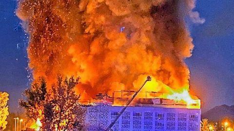 incendio hotel marbella
